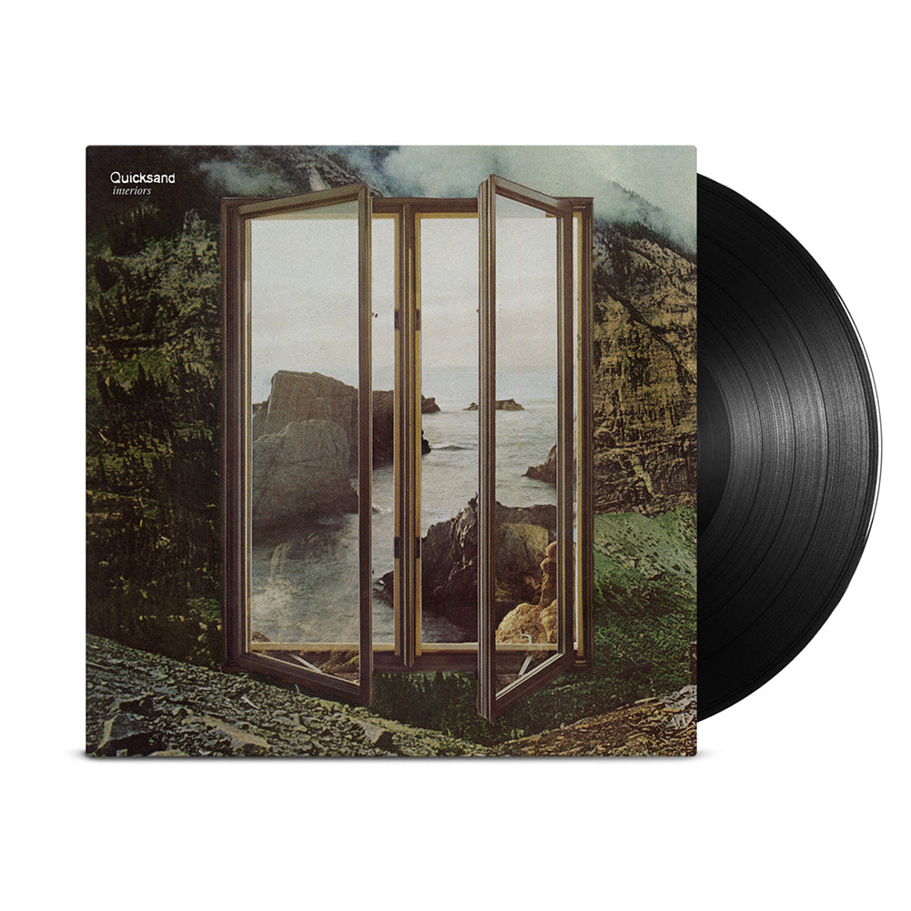 Quicksand - Interiors LP (Black)
