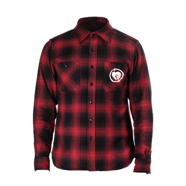 Rise Against - Heartfist Flannel