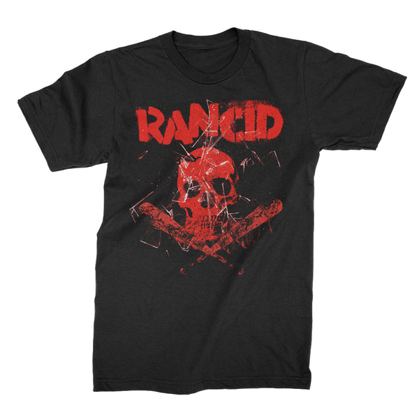 Rancid - Bats T-shirt (Black)