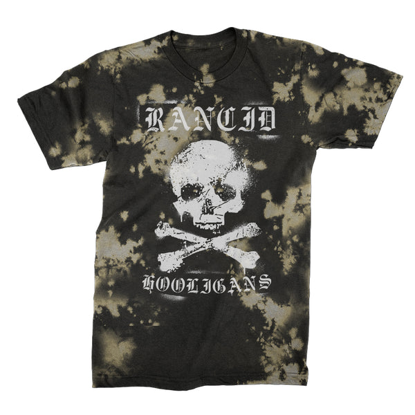 Rancid - Hooligans Bleached T-Shirt