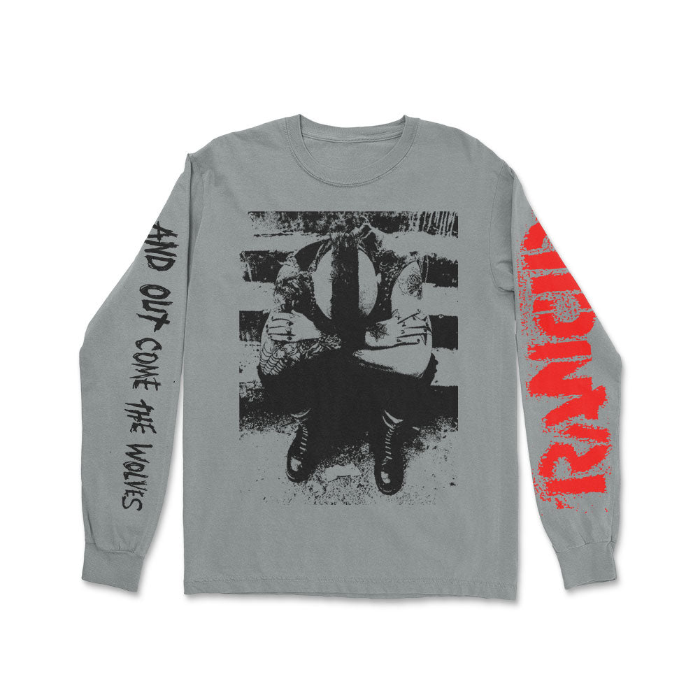 Rancid ...AOCTW 25th Anniversary Longsleeve (Grey)
