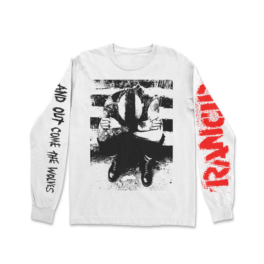 Rancid ...AOCTW 25th Anniversary Longsleeve (White)