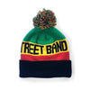 The Smith Street Band - Rasta Beanie (Green/Yellow/Red/Black)