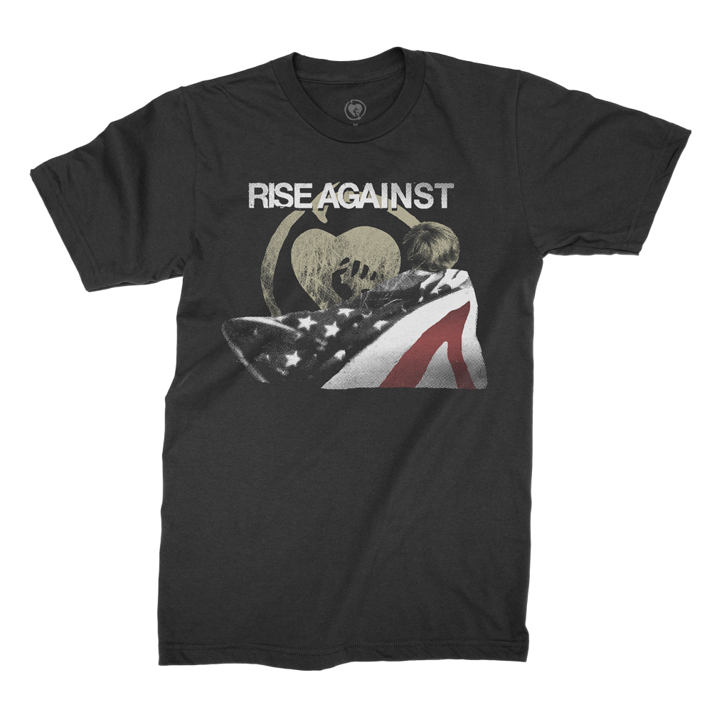 Rise Against - Endgame T-shirt (Black)