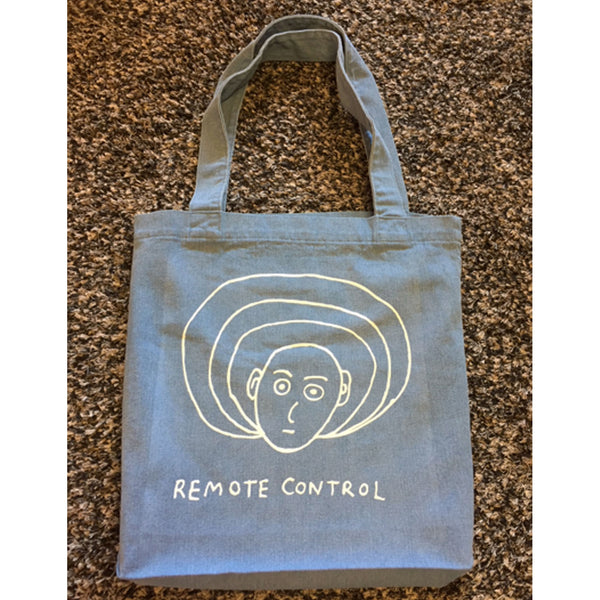 Remote Control Tote Bag (Denim)