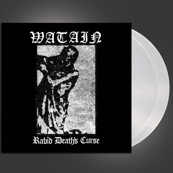 Rabid Death's Curse 2LP (Clear)
