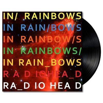 Radiohead - In Rainbows LP (Black Vinyl)