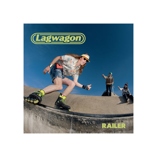 Lagwagon - Railer CD