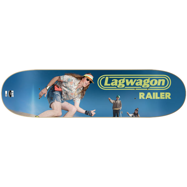 Lagwagon - Railer Skate Deck (Limited Edition)