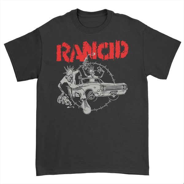 Rancid Cadillac T-Shirt (Black)