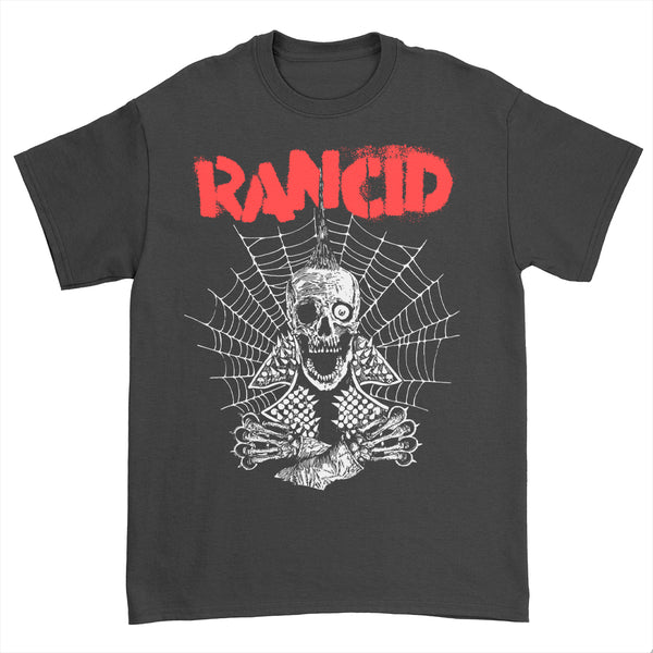 Rancid Spiderweb T-Shirt (Black)