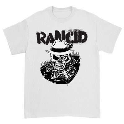 Rancid Two-Faced T-Shirt (White)