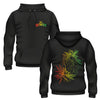 The Bennies - Rasta Nug Pullover Hoodie (Black)