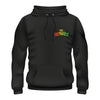 The Bennies - Rasta Nug Pullover Hoodie (Black) Front