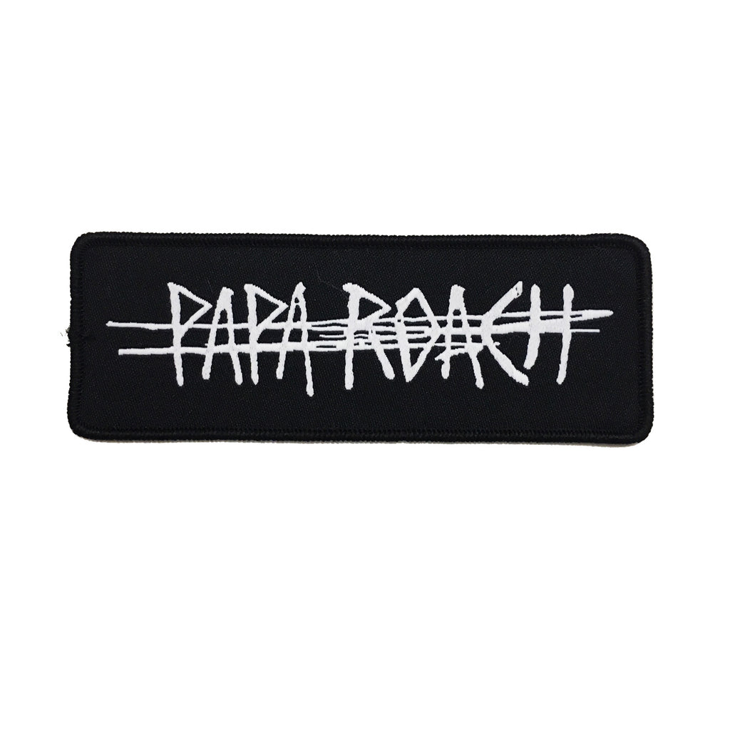 Papa Roach - Scratch Logo Patch