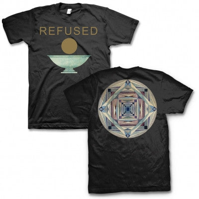 Refused Chalice T-shirt (Black)