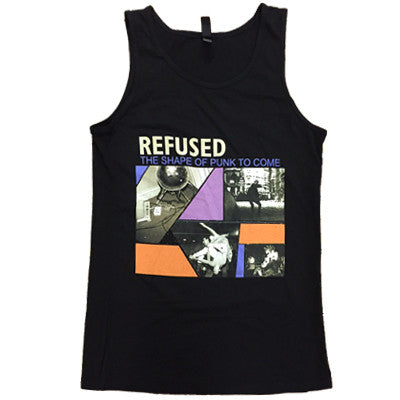 Refused Shape of Punk To Come Mens Tank
