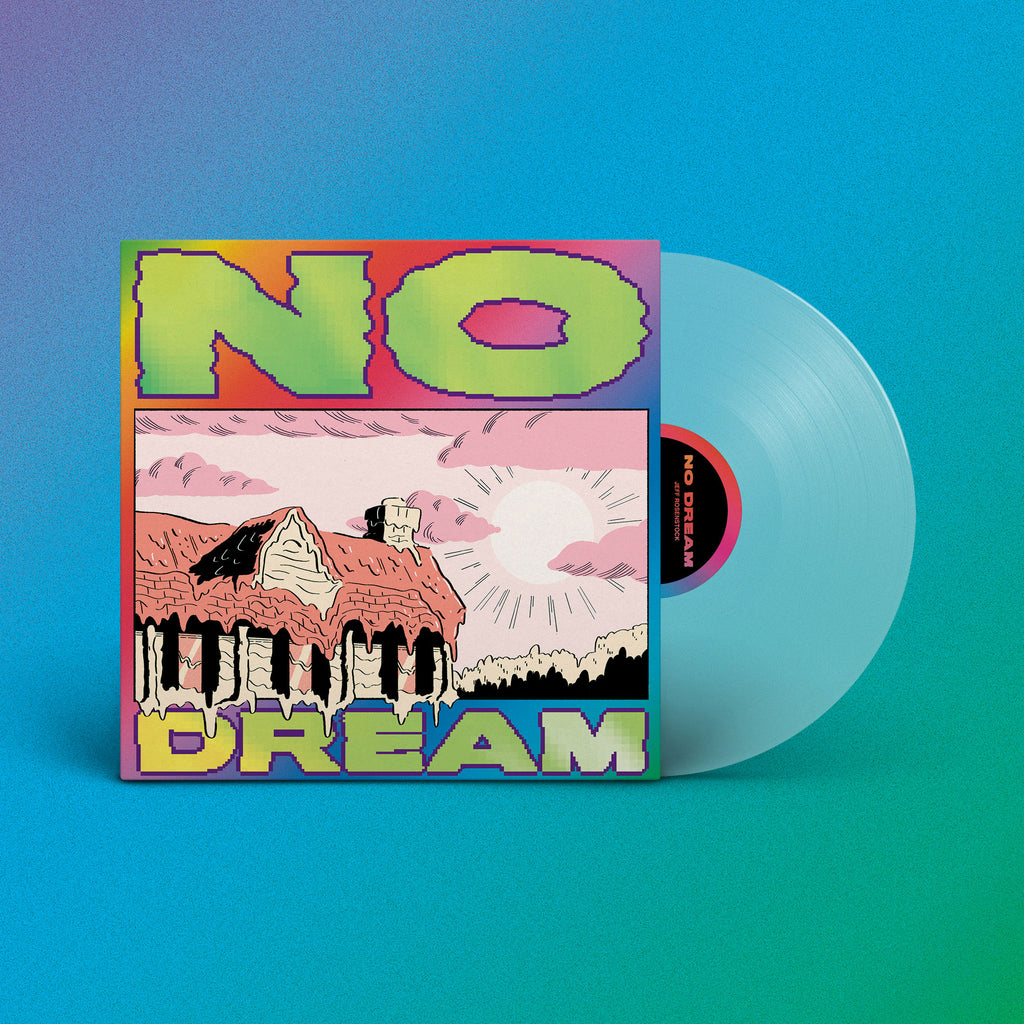NO DREAM LP (Seafoam)