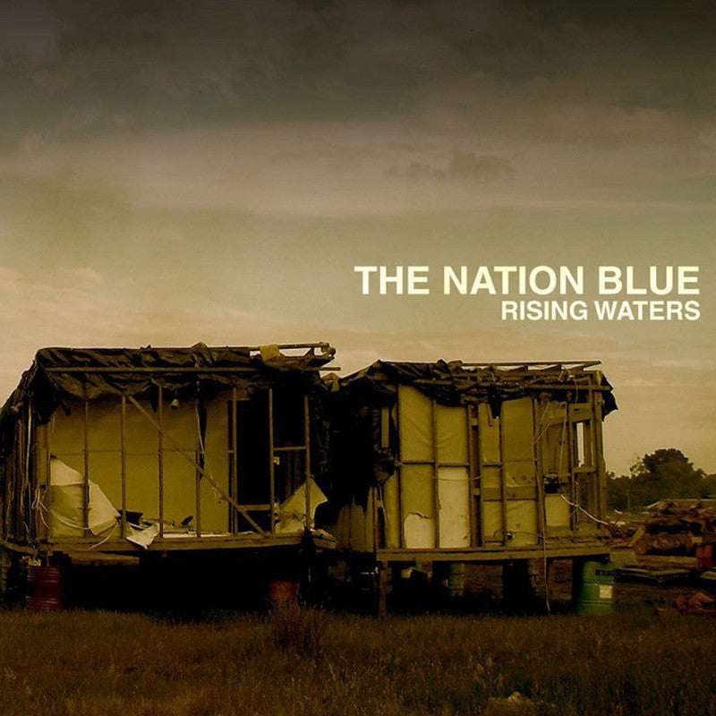 The Nation Blue - Rising Waters CD