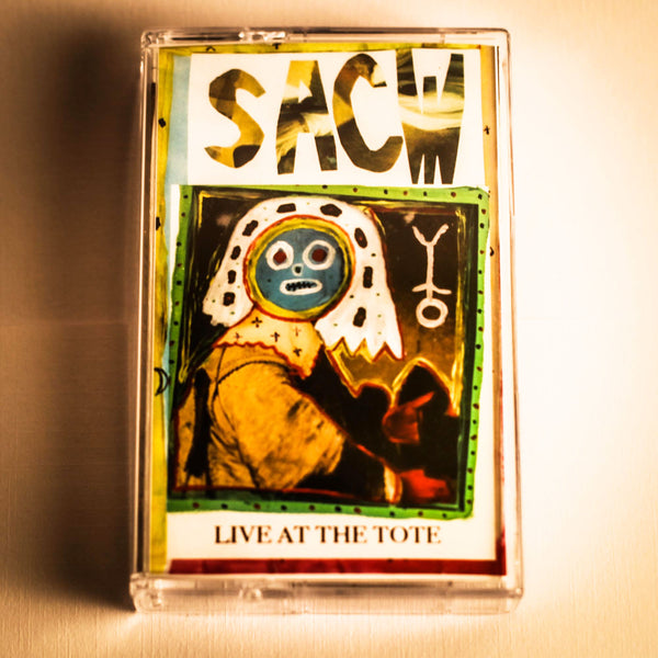 Scott & Charlene's Wedding - Live at The Tote Cassette
