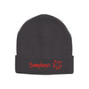 Sunnyboys - Embroidered Logo Beanie (Grey)