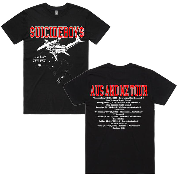 $UICIDEBOY$ - AUS NZ Tour Tee 2019