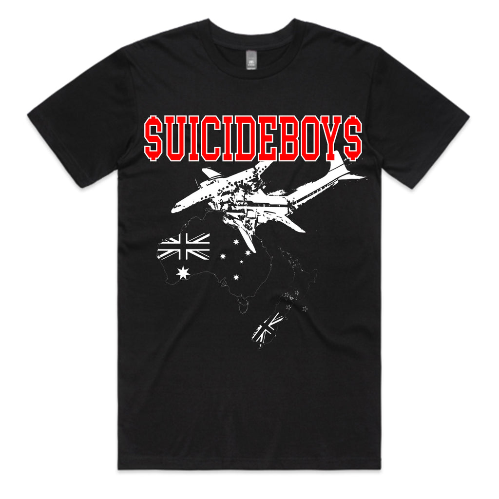$UICIDEBOY$ - Tour Tee