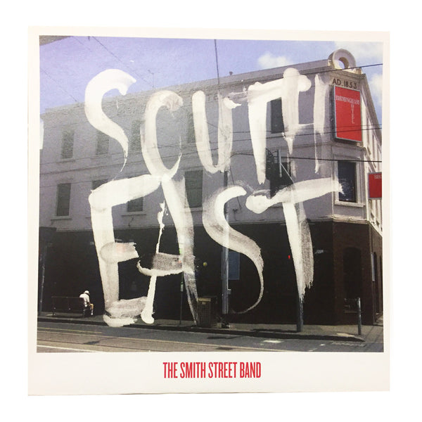 The Smith Street Band - South East Facing Wall 7""