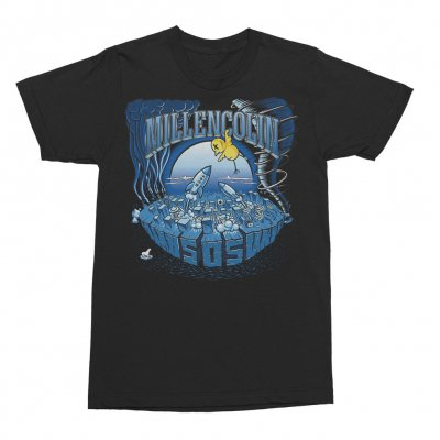 Millencolin - SOS Cover Tee (black)
