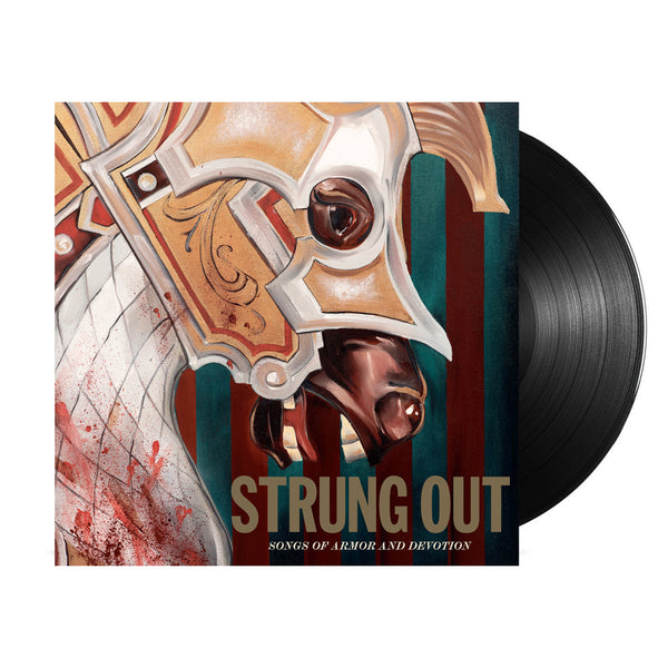 Strung Out - Songs of Armor and Devotion LP (Colour)