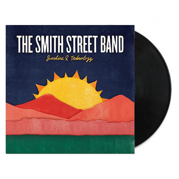 The Smith Street Band - Sunshine & Technology LP (Black)