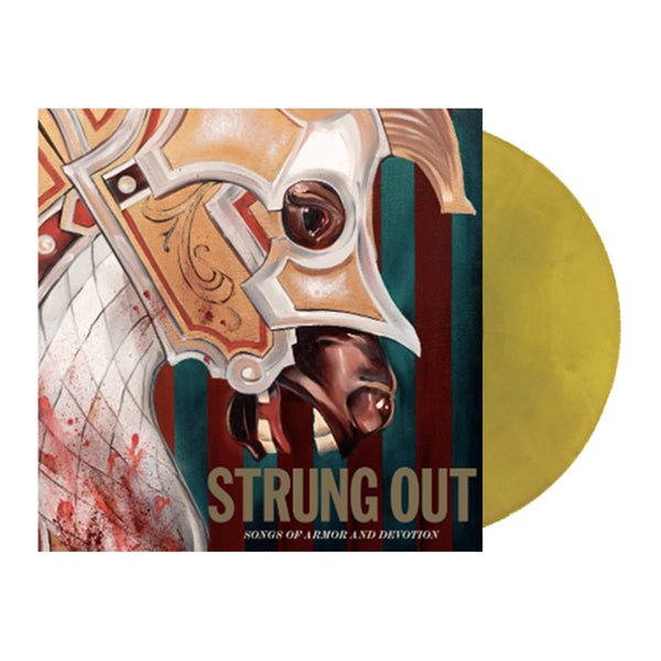 Strung Out - Songs of Armor and Devotion LP (Colour Vinyl)