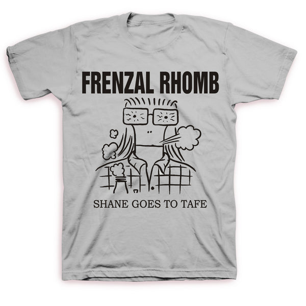 Frenzal Rhomb Shane Goes To TAFE T-shirt