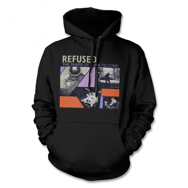 Refused - Shape Of Punk To Come Pullover Hoodie