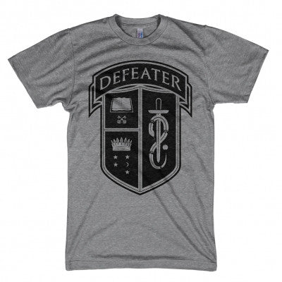 Shield T-shirt (Heather Grey)