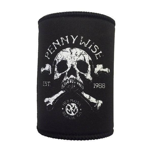 Pennywise Crossbones Stubby Holder