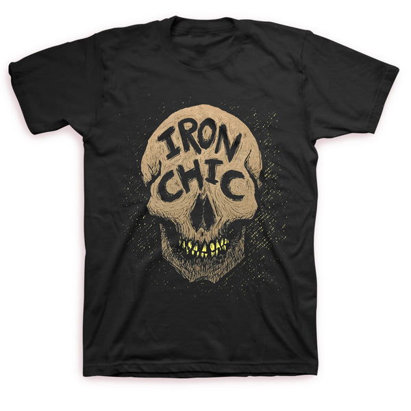 Iron Chic - Skullbilly Tee (Black)