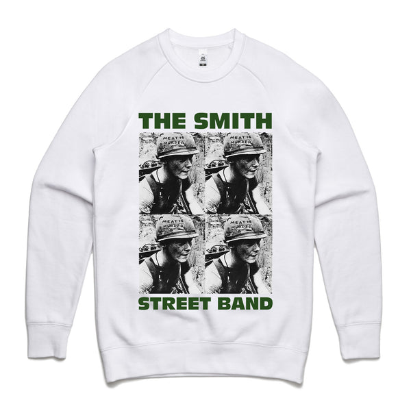 The Smith Street Band - Smiths Crew (White)
