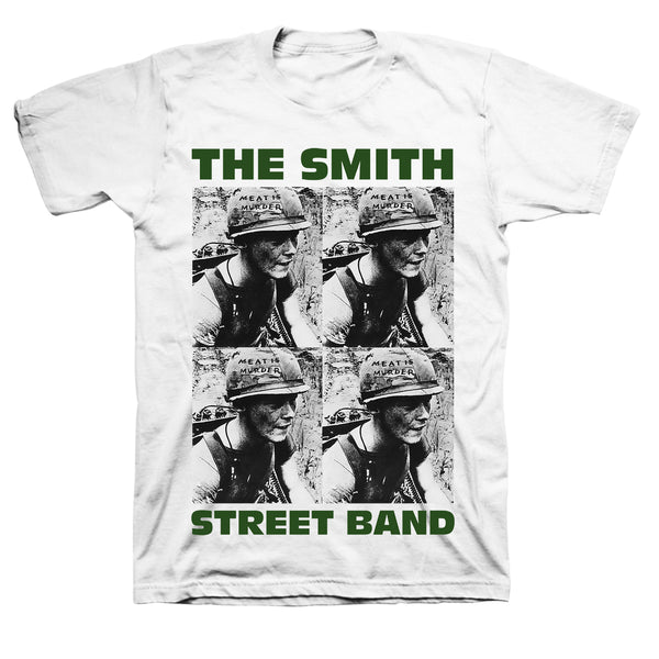 The Smith Street Band - Smiths Tee (White)
