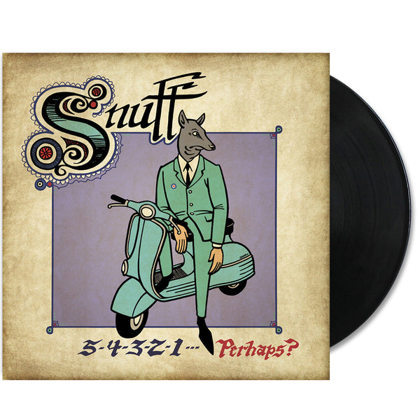 Snuff - 5-4-3-2-1...Perhaps LP (Black)