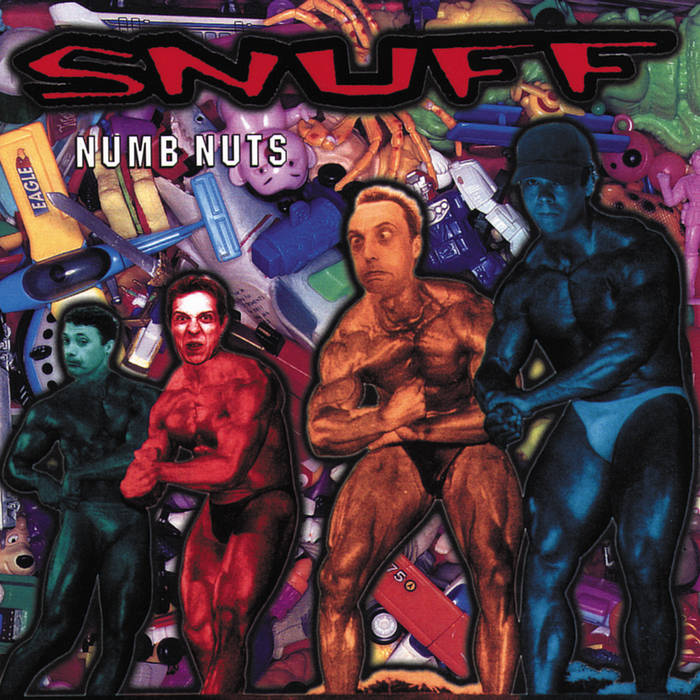 Snuff - Numb Nuts CD