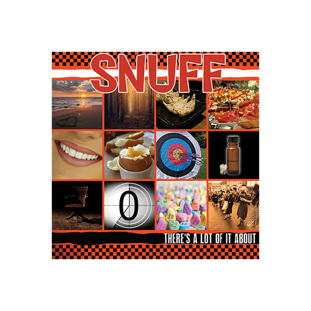 Snuff - There's a Lot of it About CD