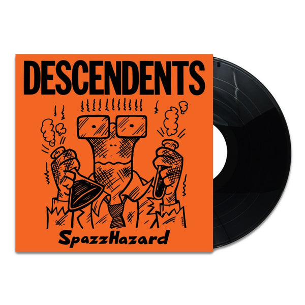 Descendents - SpazzHazzard EP