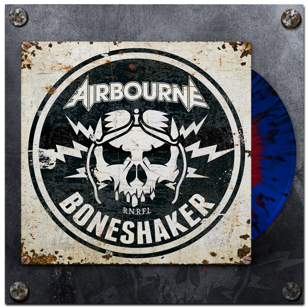 Airbourne - Boneshaker LP (Blood In the Water)