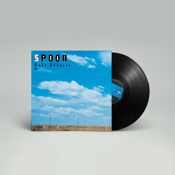 "Spoon - Soft Effects 12"" EP"