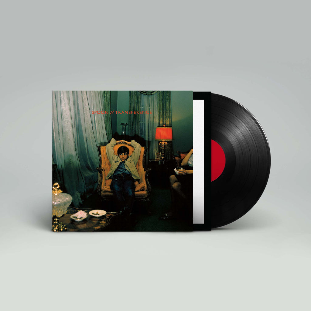 Spoon - Transference LP (Black)