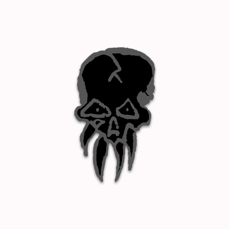 Rancid Squid Skull Enamel Pin