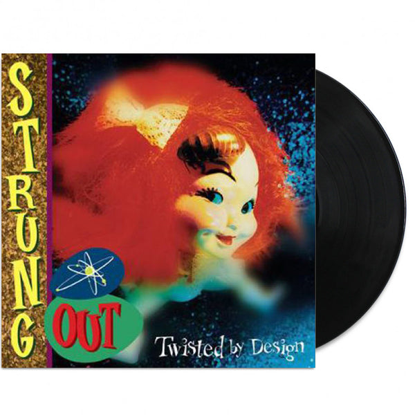 Strung Out - Twisted By Design LP Reissue