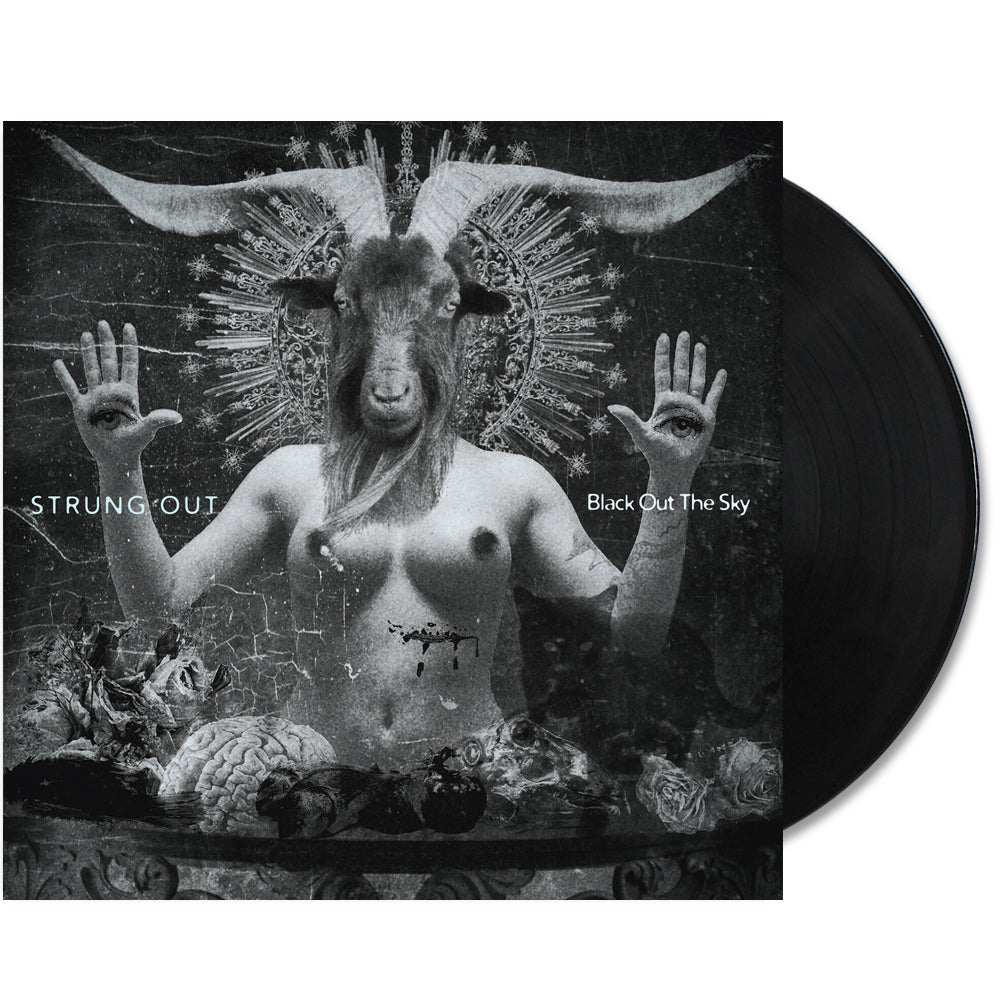 Strung Out - Black Out The Sky LP (Black)