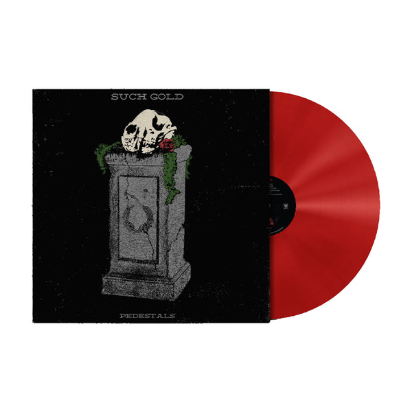 Such Gold - Pedestals LP (red)